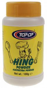 TOPOP Hing Powder (Asafoetida) 100g