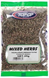 TOPOP Mixed Herbs (Condimente Mixte) 25g