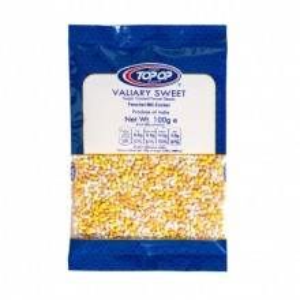 TOPOP Valiary Sweet Sugar Coated Fennel (Fenicul suflat cu Zahar) 100g