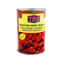 TRS Canned Boiled Red Kidney Beans (Fasole Rosie Fiarta) 400g