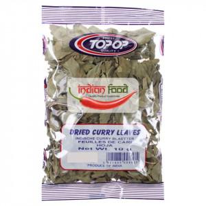 TopOp Curry Leaves (Frunze de Curry) 10g