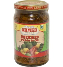 AHMED Mix Pickle (Muraturi Indiene Mixte) 330g