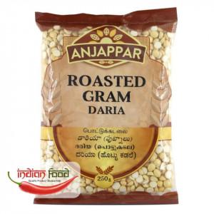 Anjappar Roasted Gram (Pottukadalai / Daria) 250g