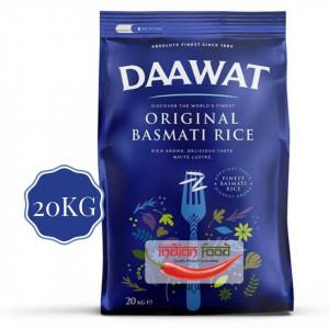 Daawat Original Basmati Rice (Orez Basmati Superior) 20kg