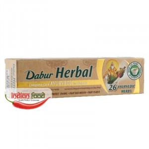 DABUR Ayurvedic Toothpaste (Paste de Dinti Ayurvedica - 26 Plante) 100ml
