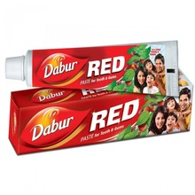 DABUR TOOTHPASTE RED PASTE 200GM