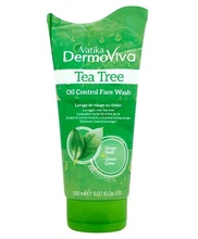 DERMOVIVA FACE WASH TEA TREE 150ML