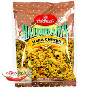Haldiram's Hara Chiwda Mix 200g