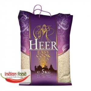 Heer Easy Cook Sella Rice 5Kg