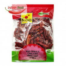 Kings Chilli Whole (3-8 cms) (Ardei Intreg) 100g