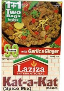LAZIZA Kata Kat Masala (Condiment Kat a Kat )100g