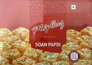 MO'PLEEZ Soan Papdi (Dulce Indian Traditional) 250g