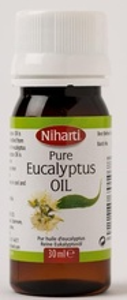 NIHARTI Eucalyptus Oil (Ulei de Eucalipt) 30ml
