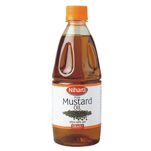 NIHARTI MUSTARD OIL 500ML
