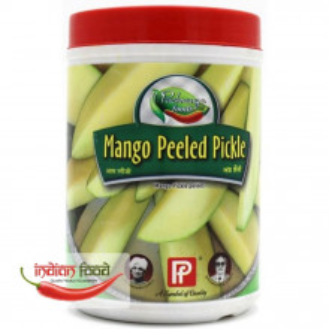 Pachranga Peeled Mango Pickle (Muraturi de Mango fara Coaja) 800g