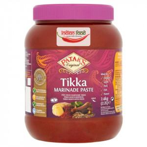 PATAK'S Tikka Marinade Paste (Pasta Indiana Tikka Marinata) 2.4kg
