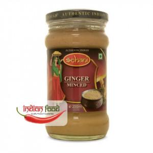 Schani Minced Ginger Paste (Pasta de Ghimbir) 283 g