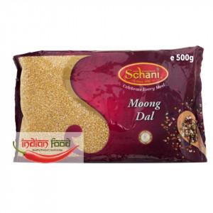 Schani Moong Dall Yellow (Linte Galbena Mung) 500g