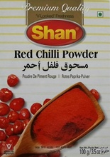 SHAN RED CHILLI POWDER 100G