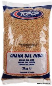 Top Op Chana Dal (Naut Maro fara Coaja) 2kg