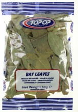 TOPOP Bay Leaves (Frunze de Dafin) 50g
