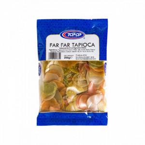 Topop Papdi Sago (Snacksuri Colorate de Tapioca) 200g