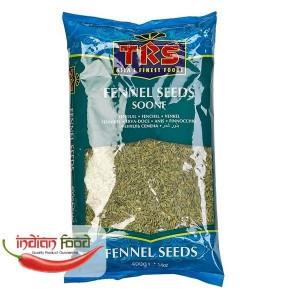 TRS Fennel Seeds (Seminte de Fenicul) 400g