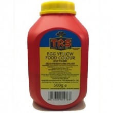 TRS Food Colour Egg Yellow (Colorant Alimentar Galben) 500g