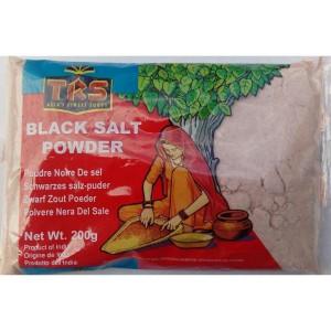 TRS Kala Namak Black Salt Powder (Sare Neagra) 200g
