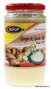 TOPOP Ginger Garlic Paste (Pasta de Ghimbir si Usturoi) 330g