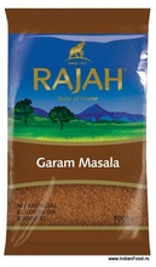 Rajah Garam Masala (Amestec de Condimente Indiene Garam) 85g