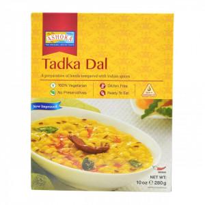 ASHOKA Heat & Eat Tadka Dal (Mancare de Linte Galbena) 280g