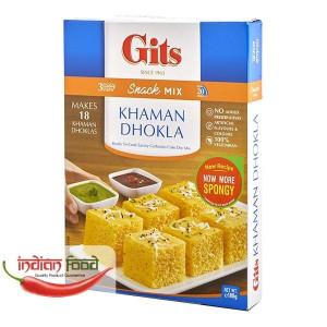 GITS Khaman Dhokla Mix (Gustarica Indiana Khaman Dhokla Semi-Preparata) 180g