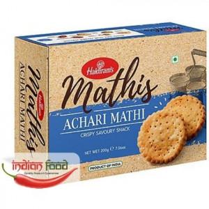 Haldiram's Achari Mathi 200g