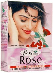 HESH Rose Petal Powder (Masca cu petale de Trandafir Pudra) 50g