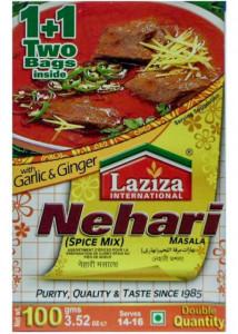 LAZIZA Nihari Masala (Condiment pentru Nihari) 100g