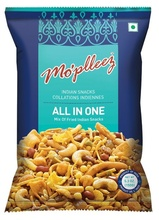 MO'PLEEZ All in One (Snacks Indian All in One) 150g
