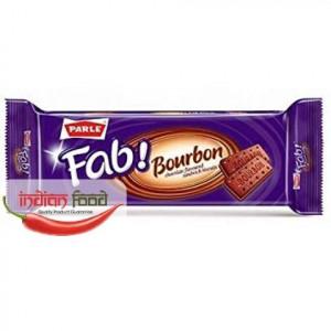 PARLE Hide & Seek Fab Bourbon (De-a v-ati ascunselea Biscuiti Aroma de Ciocolata Bourbon ) 150g