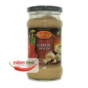 Schani Minced Garlic Paste (Pasta de Ustuoi) 250ml