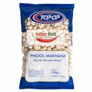 Top-Op Phool Makhana (Seminte de Lotus Coapte ) 100g