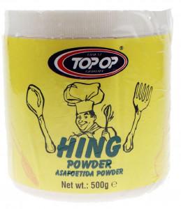 TOPOP Hing Powder (Asafoetida) 500g