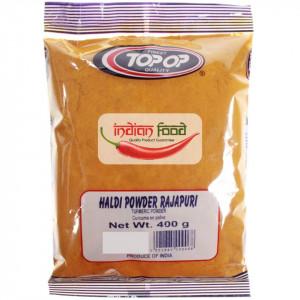 TopOp Haldi Turmeric Powder (Curcuma Macinata) 400g