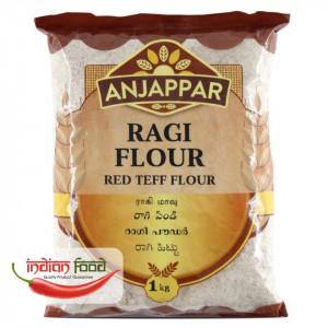 Anjappar Ragi Flour (Faina Ragi) 1kg