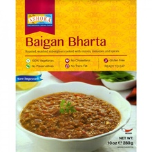 ASHOKA Heat & Eat Baigan Bharta (Mancarica de Vinete) 280g
