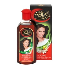 DABUR Amla Hair Oil Cooling (Ulei de Amla Racoritor, Menta si Lemn de Santal) 200ml