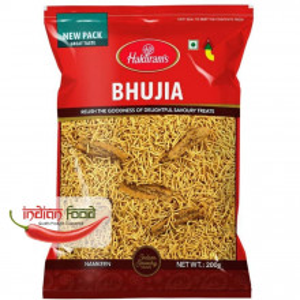 HALDIRAM Bhujia Masala (Snacks Indian Sev Bhujia Condimentat) 200g