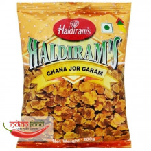Haldiram's Chana Jor Garam (Snacks Indian Condimentat Chana Jor Garam) 200g