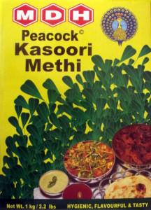 MDH Kasuri Methi (Frunze de Schinduf) 1kg