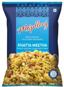 MO'PLEEZ Khatta Meetha (Snacks Khatta Meetha) 150g