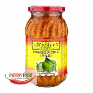Mother's Recipe Mango Pickle Mild (Muraturi de Mango Mediu) 500g